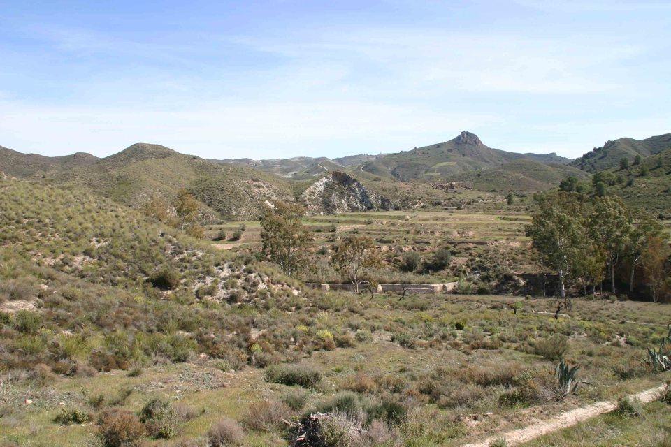 La sierra de Almenara