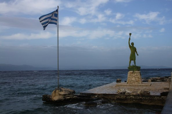 Greek hero!