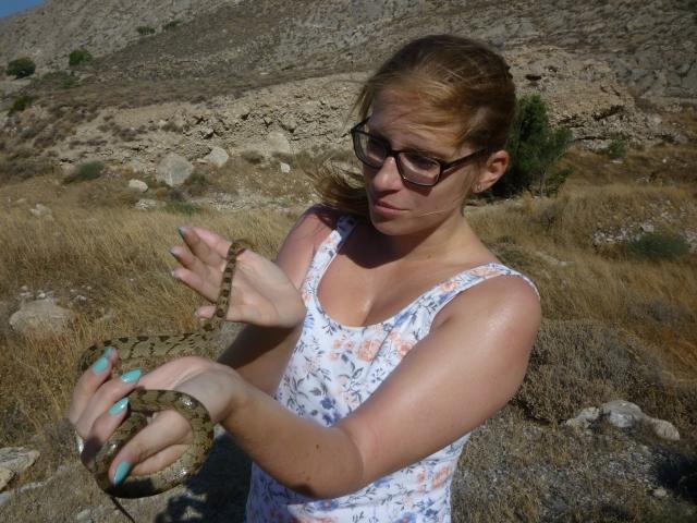 Kat and Cat snake